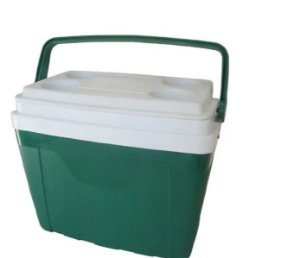 Caixa Térmica 25Litros Verde