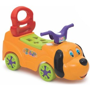 Budy Baby Car - Mercotoys