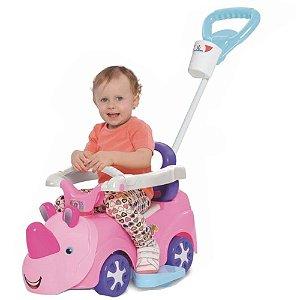 Rino Baby Car Menina - Mercotoys