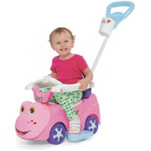 Rã Baby Car Menina- Mercotoys