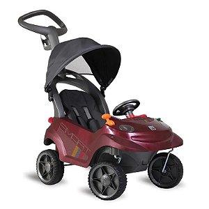 Carrinho de Passeio Smart Baby Comfort Vinho - Bandeirante