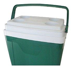Caixa Térmica 34 Litros - Verde Antares
