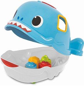 Bebe Jack Tubarão - Mercotoys