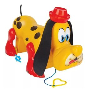 Brinquedo para bebê Billy Dog Merco Toys