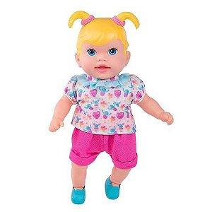 Boneca Meu Versinho Pijaminha