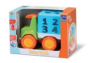 Baby Truck Encaixes - Roma