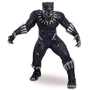 Boneco Avengers Pantera Negra Black - Marvel