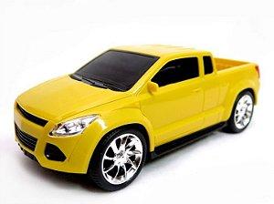 Carrinho Pick Up Rj-x - Roma Brinquedos