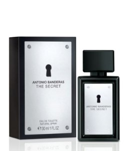Perfume The Secret Eau De Toilette 100ml - Antonio Banderas