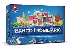 Jogo Banco Imobiliário Grande Clássico Com Aplicativo - Estrela