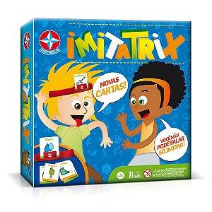 Jogo de Tabuleiro Imitatrix Brinquedos - Estrela
