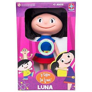 Boneca  Show Da Luna  40cm. - Estrela