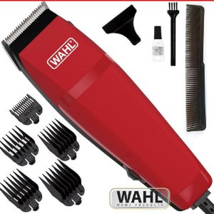 Máquina de Cortar Cabelo Easy Cut Vermelha 220V - Wahl 9314