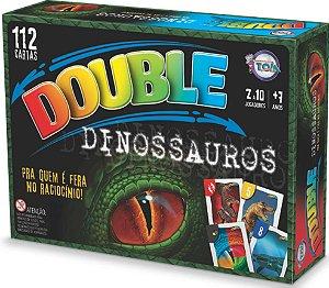Double Dos Dinossauros - Idade + 7 Anos - Embalagem 28 X 20 X 6 CM 911661