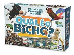 Jogo Qual É O Bicho ? - Toia 12164