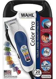 Máquina de Cortar Cabelo Color Pro 127V - Wahl