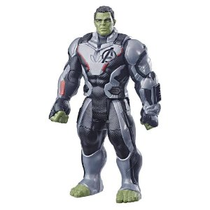 Novo Boneco Hulk 30cm Os Vingadores Ultimato - Hasbro