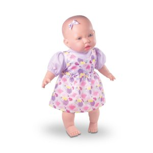 Boneca Bebe Baby Collection By Milk Amiguinha
