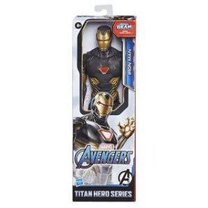 Boneco Avengers Fig12 Homem De Ferro Hasbro