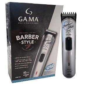 Maquina De AcabamentoGt527 Barber Style -Usb Gama
