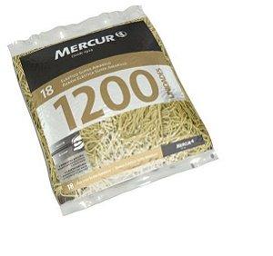 Elástico  Nº18 Amarelo Super C/1200 Unidades Mercur