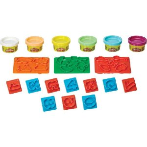 Play Doh Conjunto De Números E8533 - Hasbro