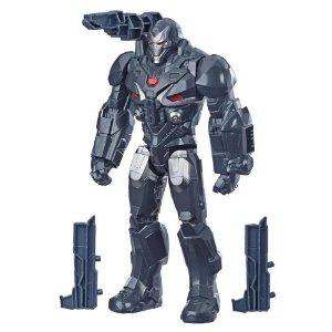 Boneco War Machine Titan Hero Avengers - Hasbro