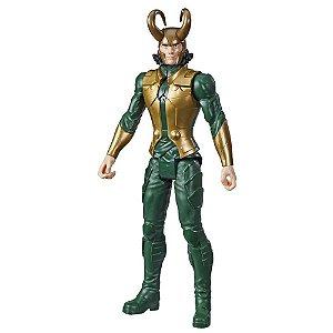 Boneco Loki Titan Hero Blast Gear - Hasbro