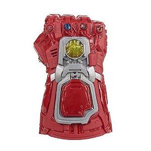 Manopla Eletronica Vingadores Homem de Ferro- Hasbro