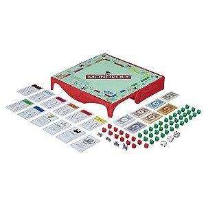 Jogo Monopoly Hasbro Poly Grab