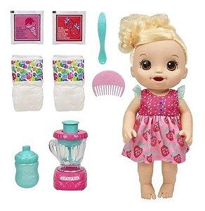 Baby Alive Misturinha Loira - Hasbro