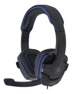 Headset Gamer Oex Stalker P2 Preto Ps4 Xbox One