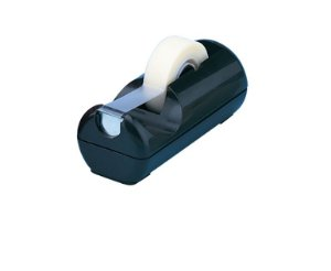 Tape Dispenser Preto - Eagle