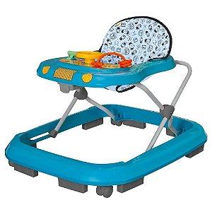 Andador Safari Azul Tutti Baby