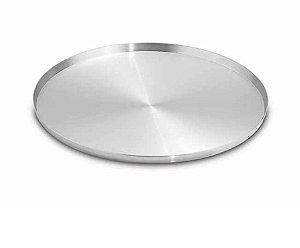 Forma Assadeira de Pizza Em Alumínio 35 cm - Nigro