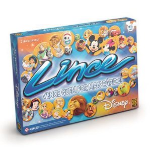 Jogo Lince Disney - Grow