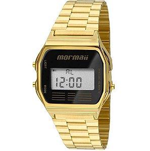 Relógio Mormaii Vintage Unissex Dourado MOJH02AB/4P