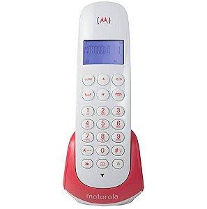 Telefone Motorola Sem Fio Branco -  MOTO 700-S