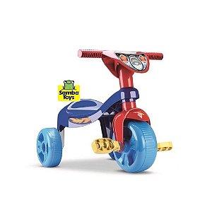 Tchuco Herois Super Teia Samba Toys