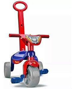 Tchuco Herois Super Teia C/Haste Samba Toys