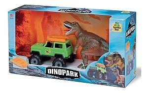Carro Dino Park Samba Toys