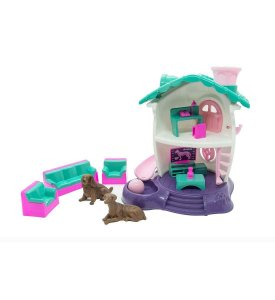 Brinquedo Casinha Infantil Pet Veterinária – Samba Toys