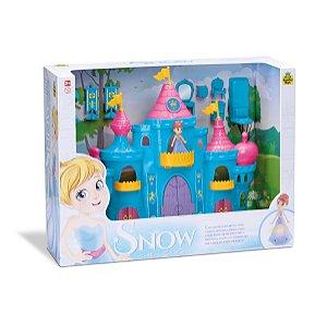 Castelo Princesa Snow Samba Toys