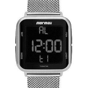Relógio Mormaii Unissex Wave - MO6600AK/7K