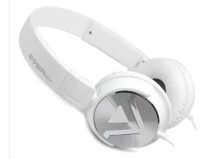 Headphone Power Bass EVHP- 20M  Branco- Ever Tech