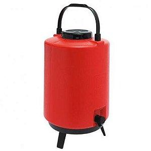 Maxitermo 12 litros Termolar Vermelho