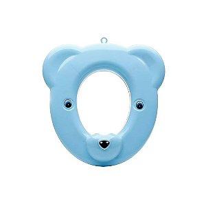 Redutor de Assento Sanitário Ursinho Azul - Adoleta