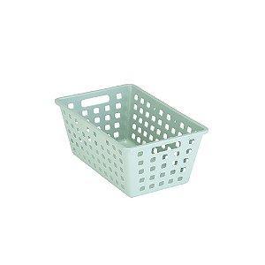 Caixa Organizadora Suqares Verde 1,3L Arthi