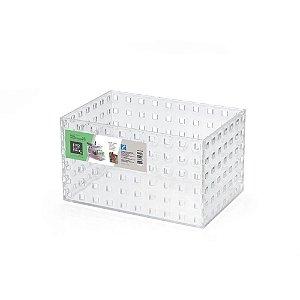 Caixa Modular 3 Em PS Cristal 3,3L Arthi