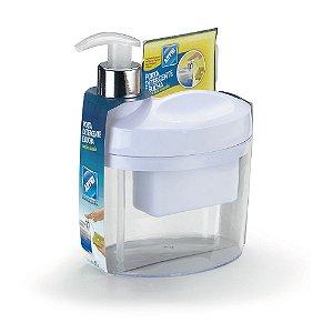 Porta Detergente E Bucha Arthi